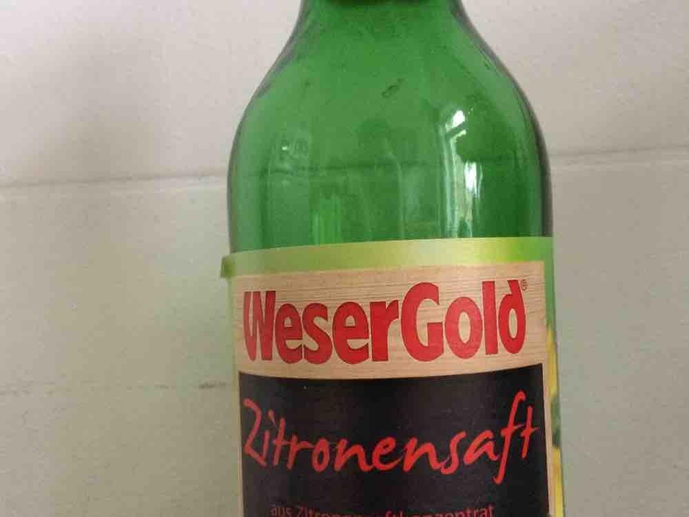 Zitronensaft Wesergold, Zitrone von JulianS711   Hochgeladen von: JulianS711