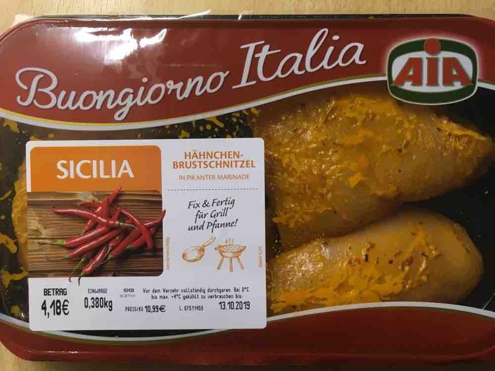 Sicilia Hähnchenbrust von Shaolin23 | Hochgeladen von: Shaolin23