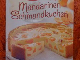 Kathi Mandarinen Schmandkuchen Kathi Kalorien Kuchen Torten Fddb