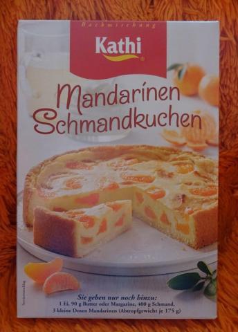 Fotos Und Bilder Von Kuchen Torten Mandarinen Schmandkuchen Kathi