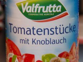 Valfrutta - Tomatenstücke mit Knoblauch, Tomate | Hochgeladen von: Frau N. D.