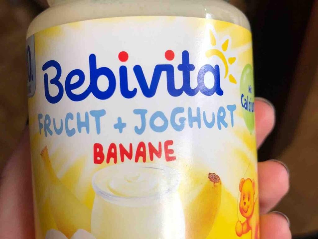 bebivita frucht und joghurt, banane von SimpleThing   Hochgeladen von: SimpleThing