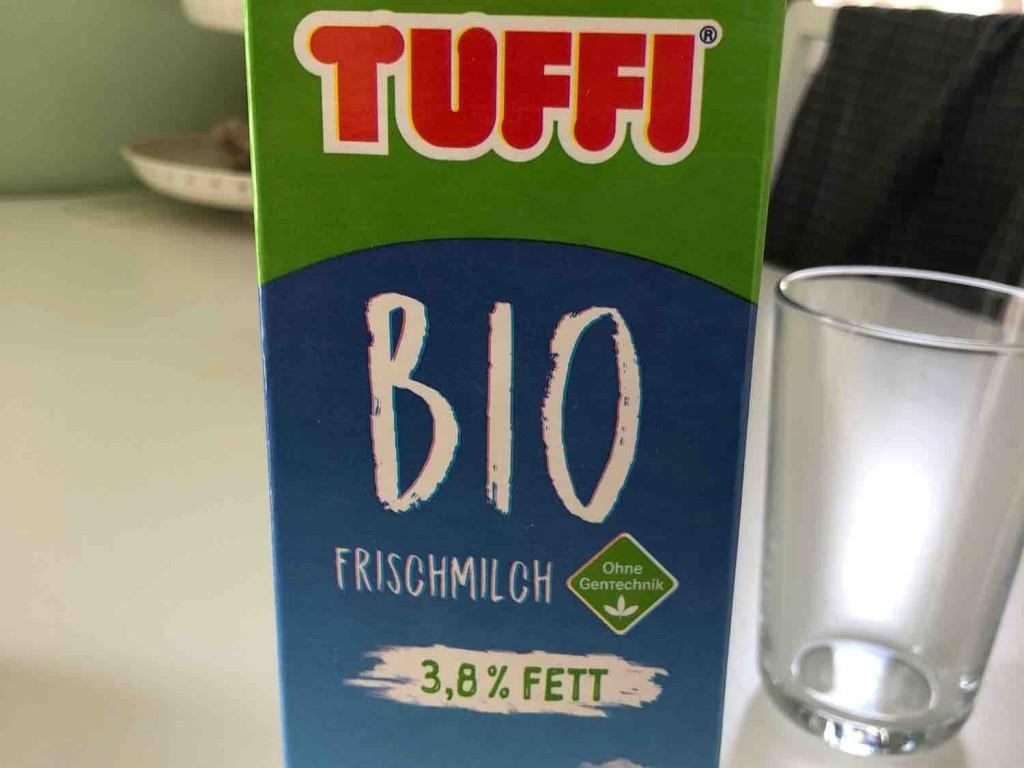 Tuffi Frische Vollmilch Bio 3,8% von seeker   Hochgeladen von: seeker