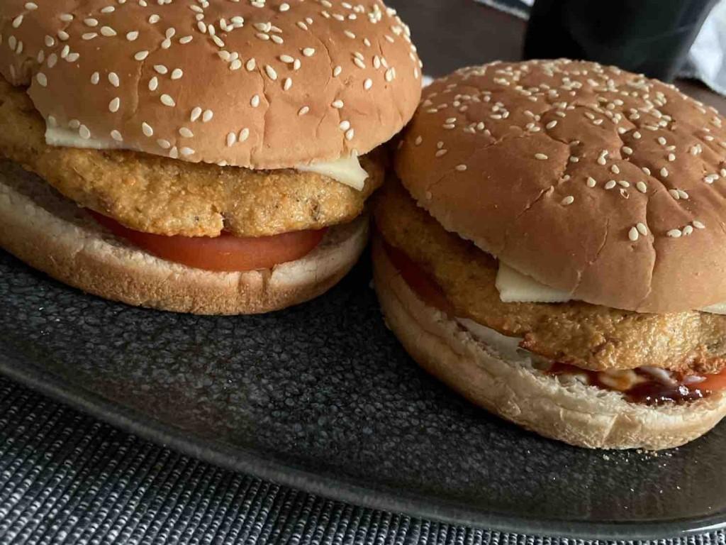 Rote Linsen Burger(Mozzarella light) von schmitzi89946 | Hochgeladen von: schmitzi89946