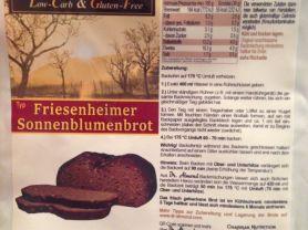 Friesenheimer Sonnenblumenbrot, herzhaft, nussig | Hochgeladen von: Bowen