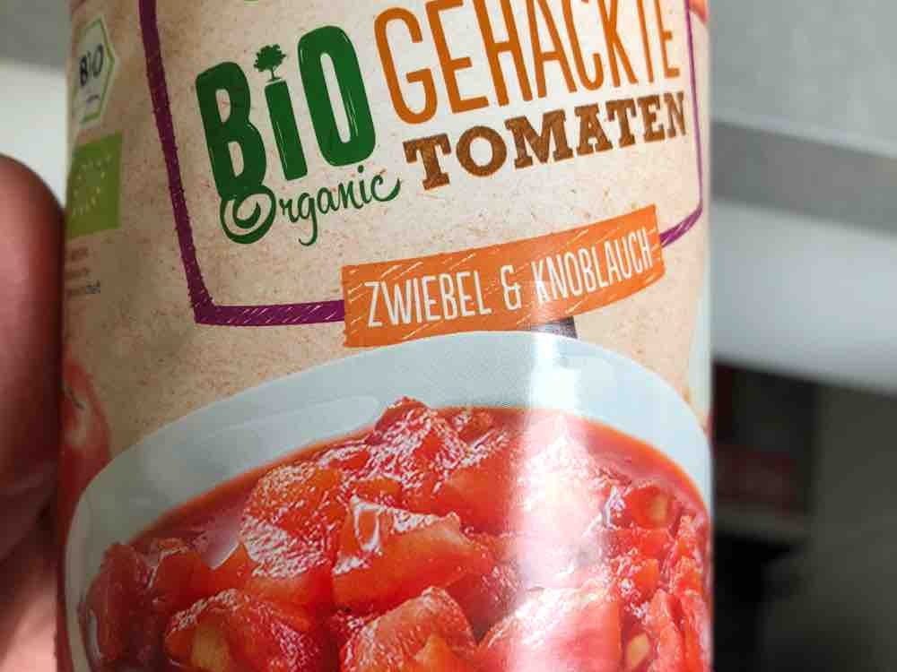 Bio Organic Gehackte Tomaten, Zwiebel  von mihzi | Hochgeladen von: mihzi