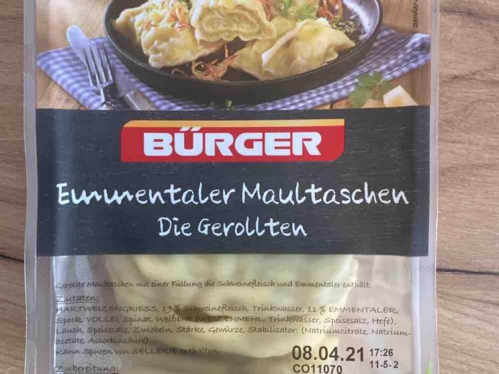 Emmentaler Maultaschen Die Gerollten von Franzi1309   Hochgeladen von: Franzi1309