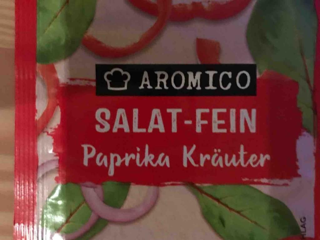 Salat-fein Paprika Kräuter von Ramona74 | Hochgeladen von: Ramona74