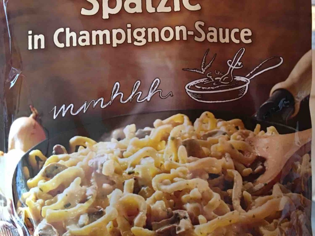 Wirtshaus Spätzle, in Champignon-Sauce von Svenjax | Hochgeladen von: Svenjax