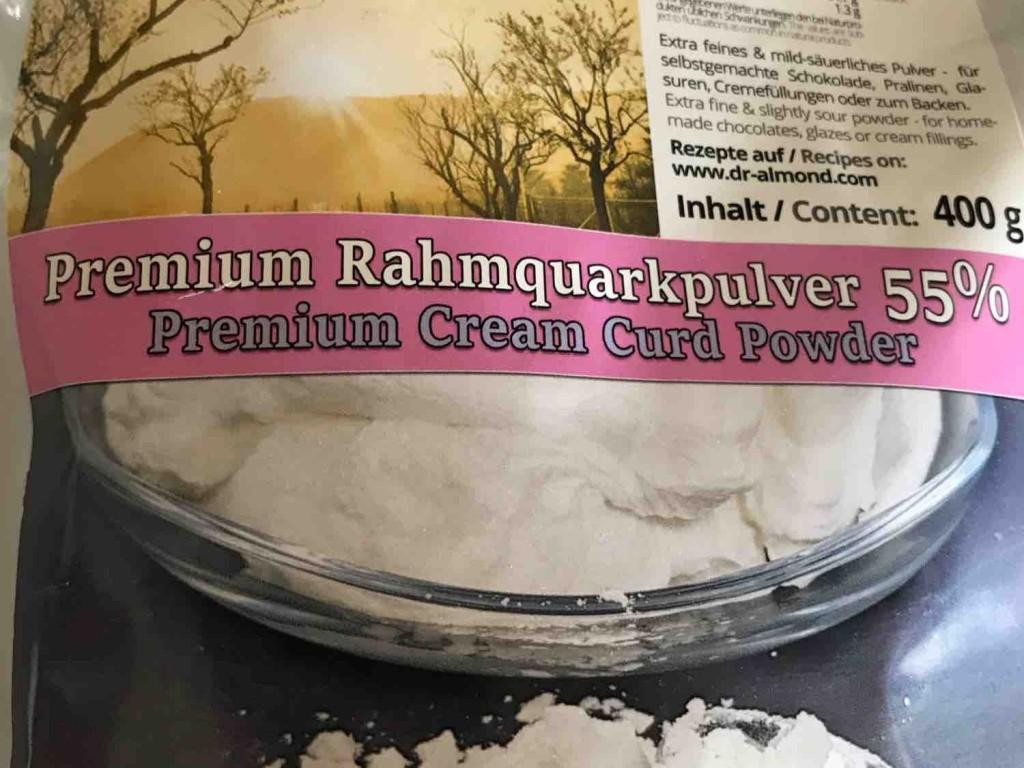 Rahmquarkpulver, Premium von Waasserpuddeldeier   Hochgeladen von: Waasserpuddeldeier
