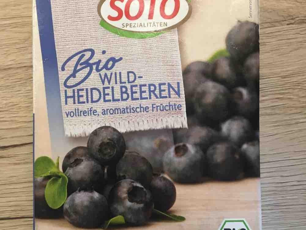 Heidelbeeren von bima77 | Hochgeladen von: bima77