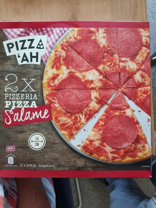 pan pizza kalorier