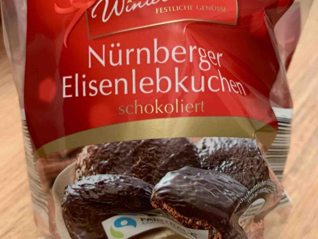 Wintertraum Nürnberger Elisenlebkuchen schokoliert, Schokolade von 323PBA | Hochgeladen von: 323PBA