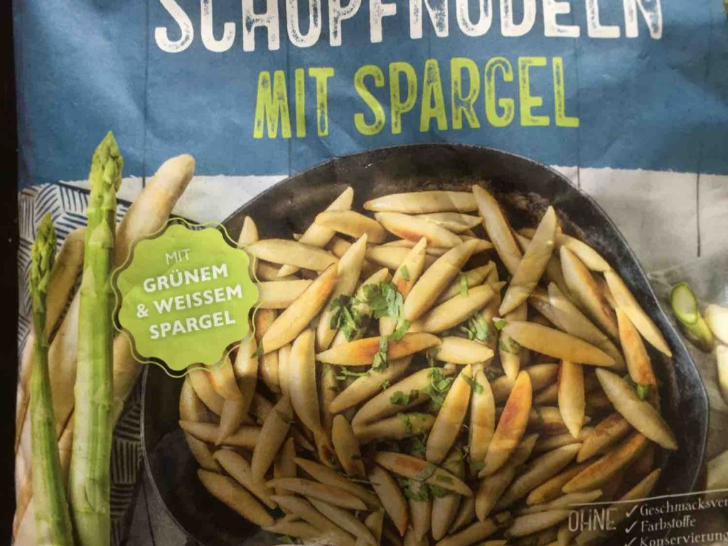 Kartoffelschupfnudeln mit Spargel von cua | Hochgeladen von: cua