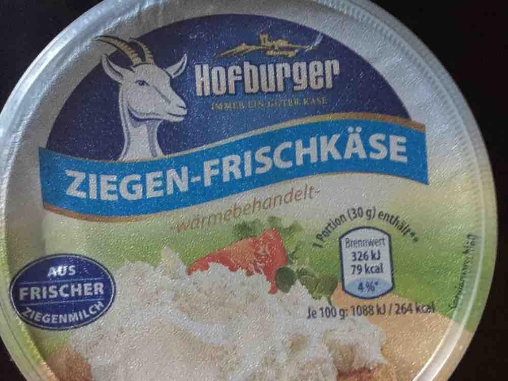 Ziegen-Frischkäse von Bussibär | Hochgeladen von: Bussibär