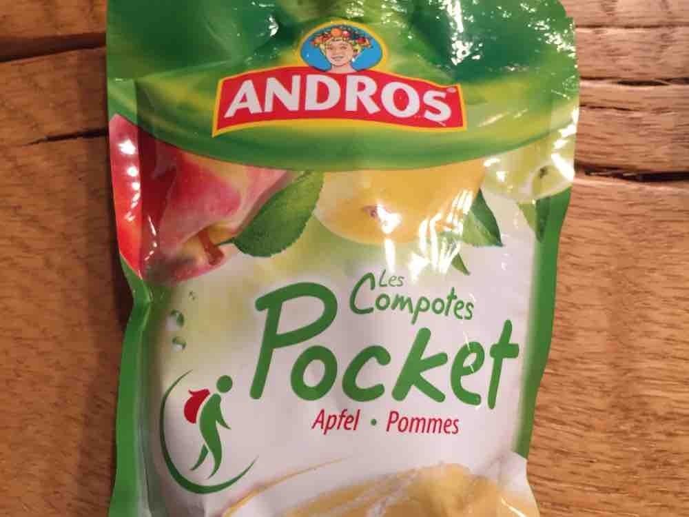 Les Compotes Pocket Pommes, Apfel von mvondergruen | Hochgeladen von: mvondergruen
