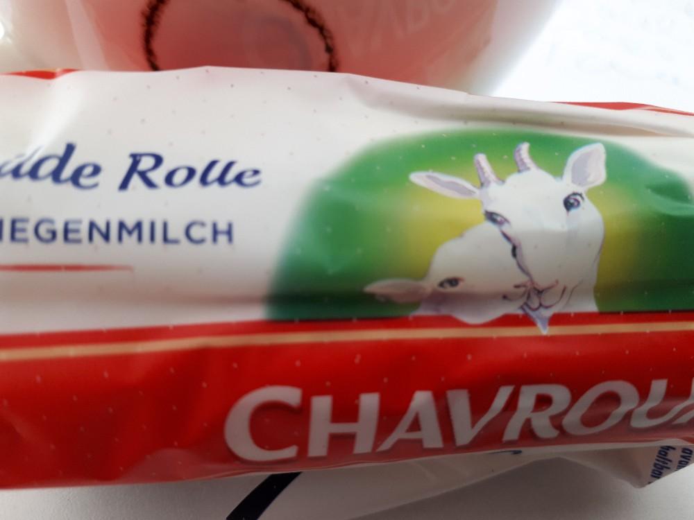 Chavroux Ziegenkäserolle von Kaschperle   Hochgeladen von: Kaschperle