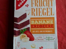 Fruchtriegel, Banane Erdbeere | Hochgeladen von: Mirola