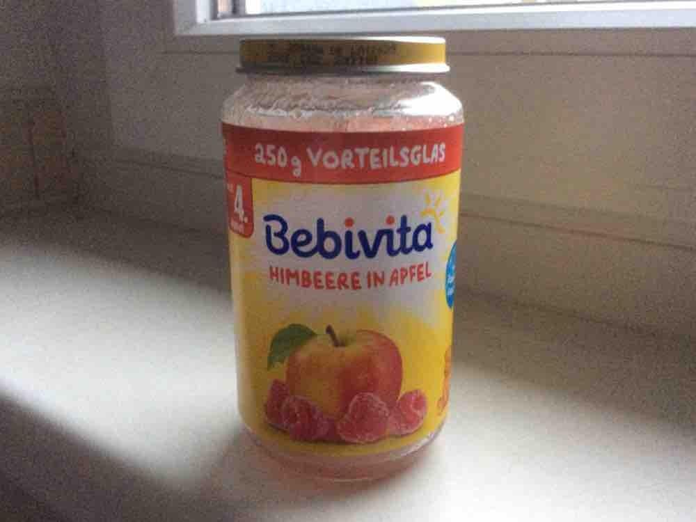 bebivita himbeere in apfel von kiwiberlin | Hochgeladen von: kiwiberlin