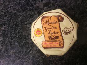 Le Munster de Grand Pere Fischer AOP, au lait cru | Hochgeladen von: rks