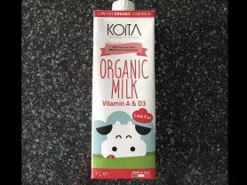 Koita Bio Milch 1,5 % Fett / Organic Milk Low Fat | Hochgeladen von: missydxb