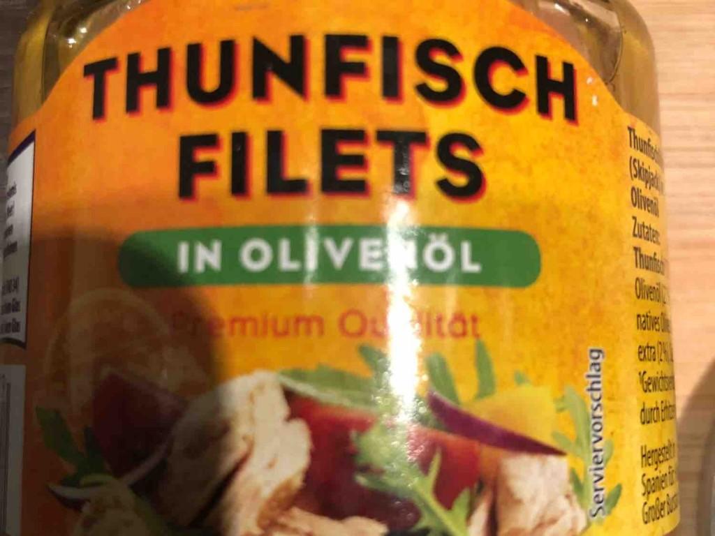Thunfisch Filets, in Olivenöl von Matze1612 | Hochgeladen von: Matze1612