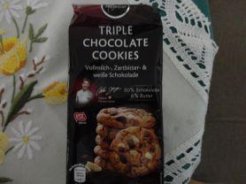 Cookie, Triple Chocolate   Hochgeladen von: reg.