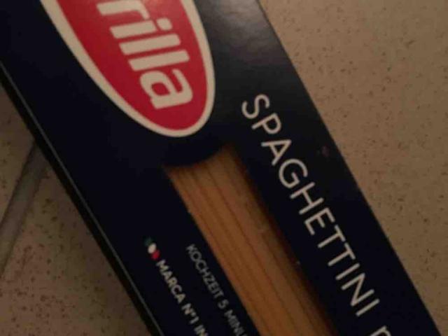 Spaghettini No 3, gekocht von Wichert2   Hochgeladen von: Wichert2