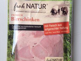 frohNatur PREMIUM Bierschinken   Hochgeladen von: christine71