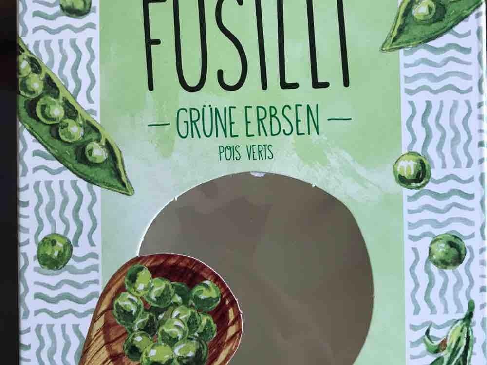 Fusilli grüne Erbsen  von kusti79   Hochgeladen von: kusti79