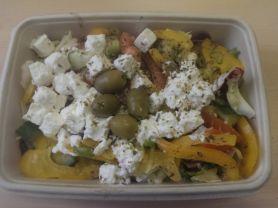 Felber Griechischer Salat   Hochgeladen von: Eatlesswalkmore