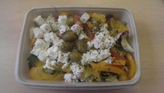 Felber Griechischer Salat | Hochgeladen von: Eatlesswalkmore