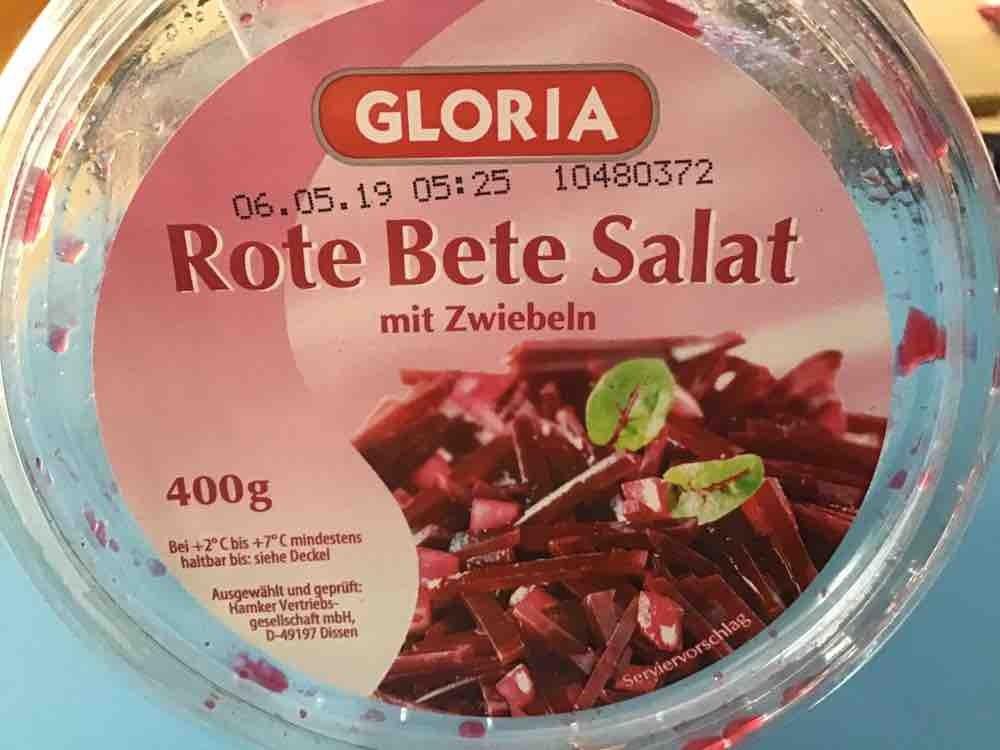 Rote Beete Salat, mit Zwiebeln von kovi | Hochgeladen von: kovi