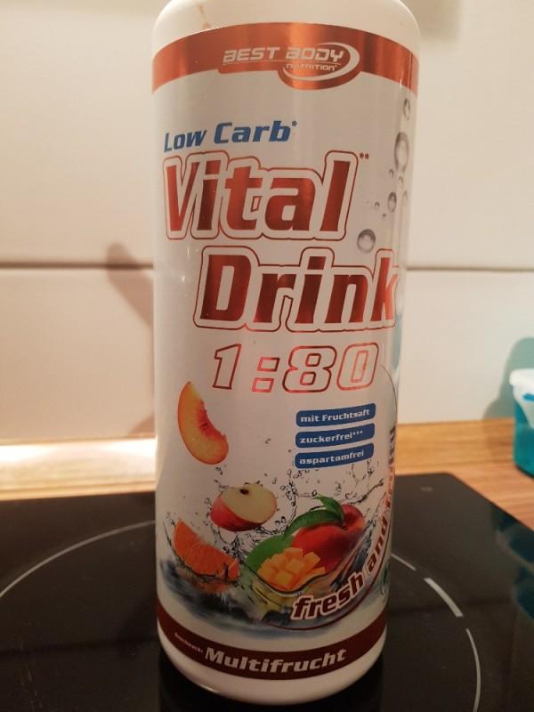 Vital Drink, Multifrucht von jimbokn | Hochgeladen von: jimbokn