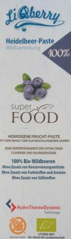 Heidelbeer-Paste, Heidelbeer | Hochgeladen von: FXH