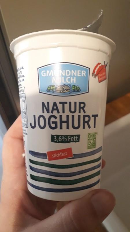 Naturjoghurt 3,6 % Fett stichfet von narrischesSchwammerl   Hochgeladen von: narrischesSchwammerl