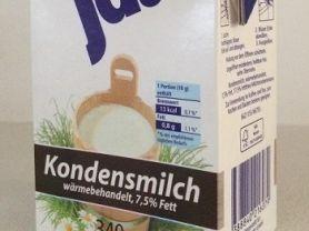 Kondensmilch 7,5% Fett   Hochgeladen von: puscheline