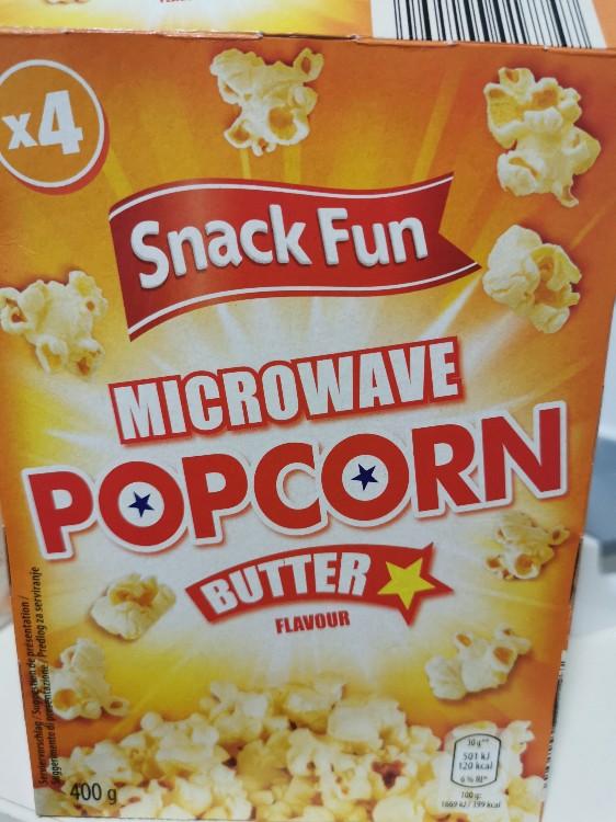 Snack Fun Microwave Popcorn Butter, Butter von ben739 | Hochgeladen von: ben739