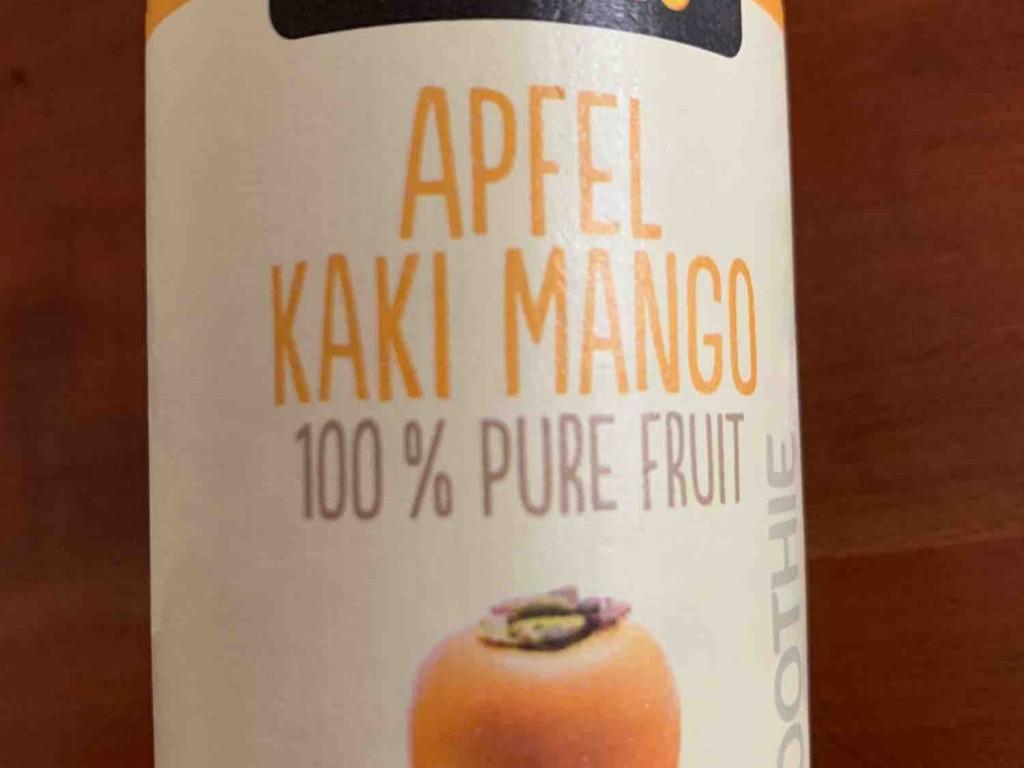 Apfel Kaki Mango Smoothie, Apfel Kaki Mango von Mocko | Hochgeladen von: Mocko