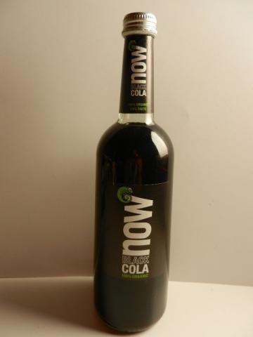 NOW Black Cola   Hochgeladen von: maeuseturm