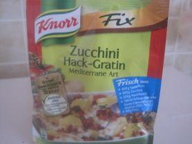 Knorr Fix, Zucchini Hack-Gratin | Hochgeladen von: belinda