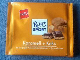 ritter sport, Karamell Keks | Hochgeladen von: mattalan