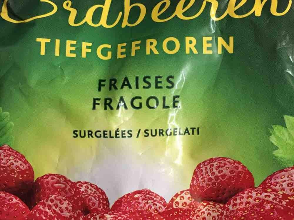 gefrorene Erdbeeren, Adam von Diddl15 | Hochgeladen von: Diddl15