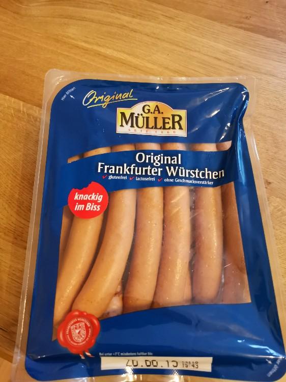 Original Frankfurter Würstchen von HazelSX2 | Hochgeladen von: HazelSX2