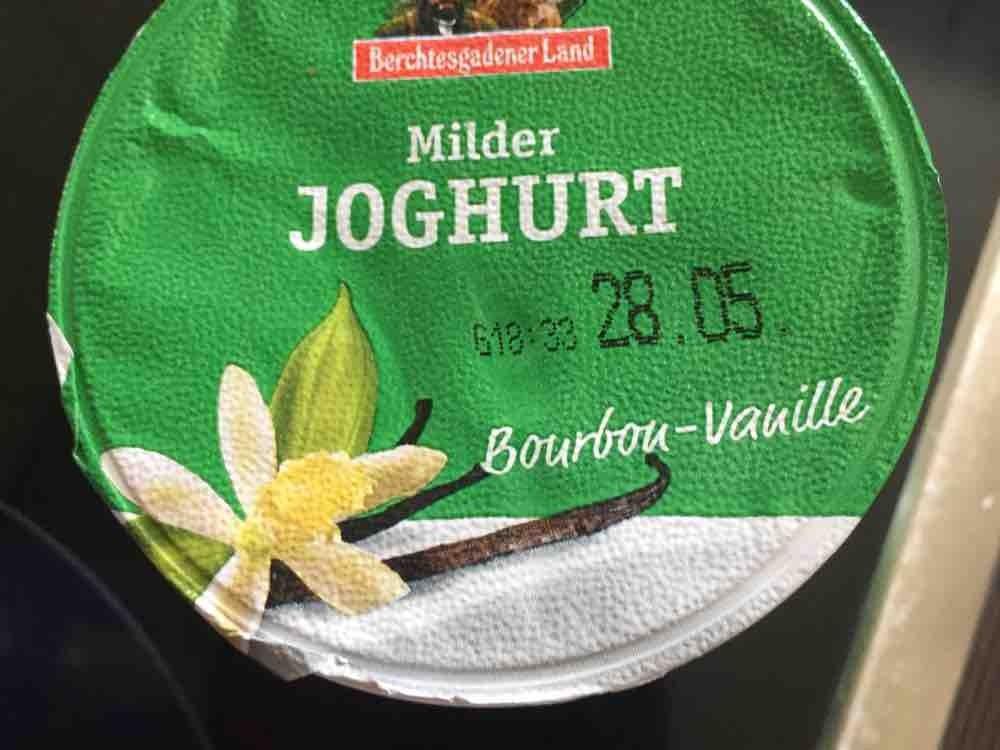 Milder Joghurt, Bourbon-Vanille von ilobatzi   Hochgeladen von: ilobatzi