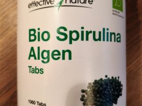 Bio Spirulina Algen Tabs   Hochgeladen von: tanjaulrich81189