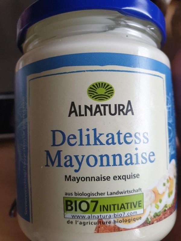 Delikatess Mayonnaise, mit Ei von BlackNight54 | Hochgeladen von: BlackNight54