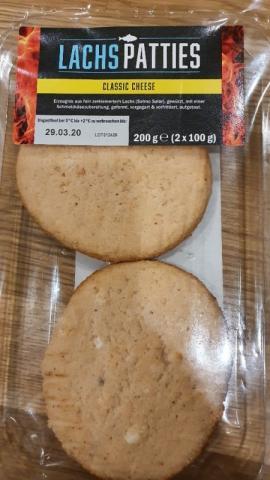 Lachspatties, Classic Cheese von cdo123456   Hochgeladen von: cdo123456
