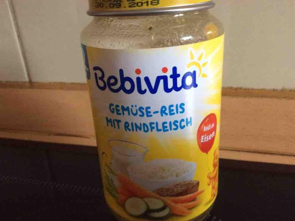 Gemüse-Reis mit Rindfleisch von kiwiberlin | Hochgeladen von: kiwiberlin