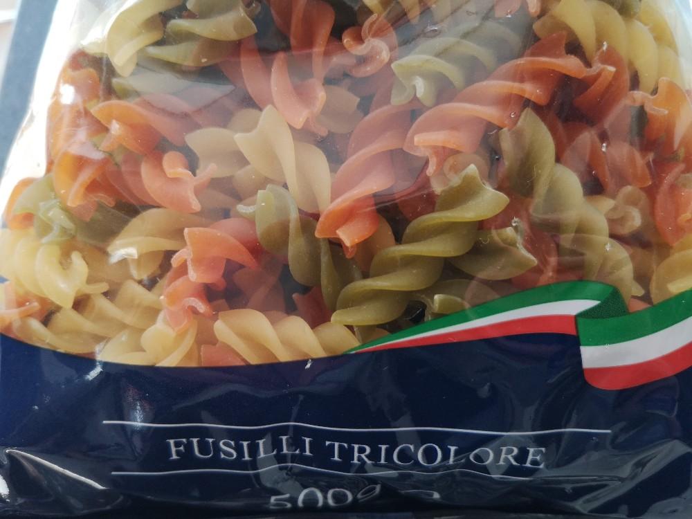 Fusilli Tricolore von Aeppler | Hochgeladen von: Aeppler